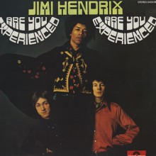 Jimi Hendrix Are You Experienced original cover