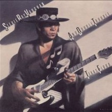 Portada Texas Flood Stevie Ray Vaughan