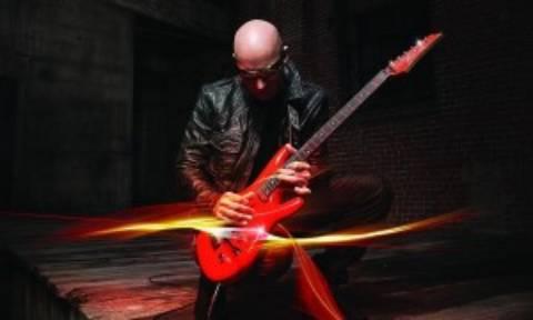 Escucha el single del nuevo disco de Joe Satriani