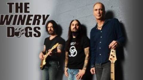 The Winery Dogs vídeo Elevate – Mike Portnoy, Billy Sheehan y Richie Kotzen