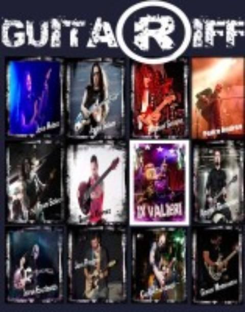 Horarios confirmados para el primer Guitar Riff en Madrid (Rockland) 2013