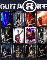 Guitar Riff Madrid 2013