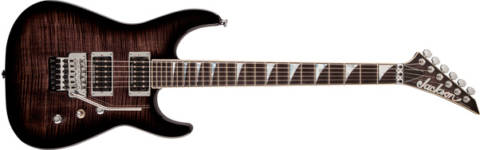 Sorteo de una guitarra Jackson USA SL2H Soloist Transparent Black