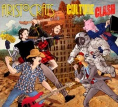 Gira por España de The Aristocrats: Bryan Beller, Marco Minnemann y Guthrie Govan