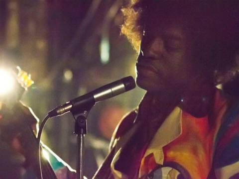 La película biográfica de Jimi Hendrix protagonizada por el rapero André 3000 se estrenará en el Festival Internacional de Cine de Toronto (TIFF)