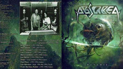 Portada, tracklist y Off-World Endeavour (nuevo tema) de Reverie el esperado disco de la banda Absorbed