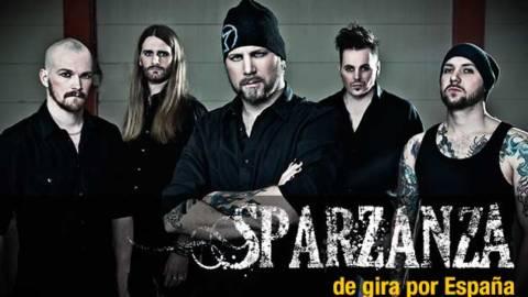 Conciertos de Sparzanza (Suecia) en España