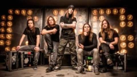 Gira española y conciertos Children Of Bodom