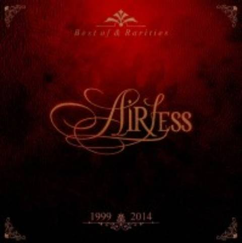 Portada y tracklist del disco aniversario de Airless: Best Of & Rarities