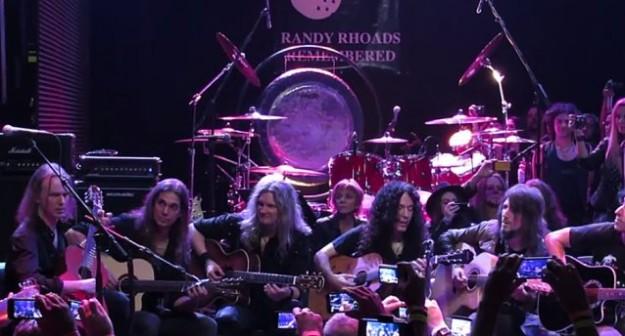 Homenaje Randy Rhoads 2014