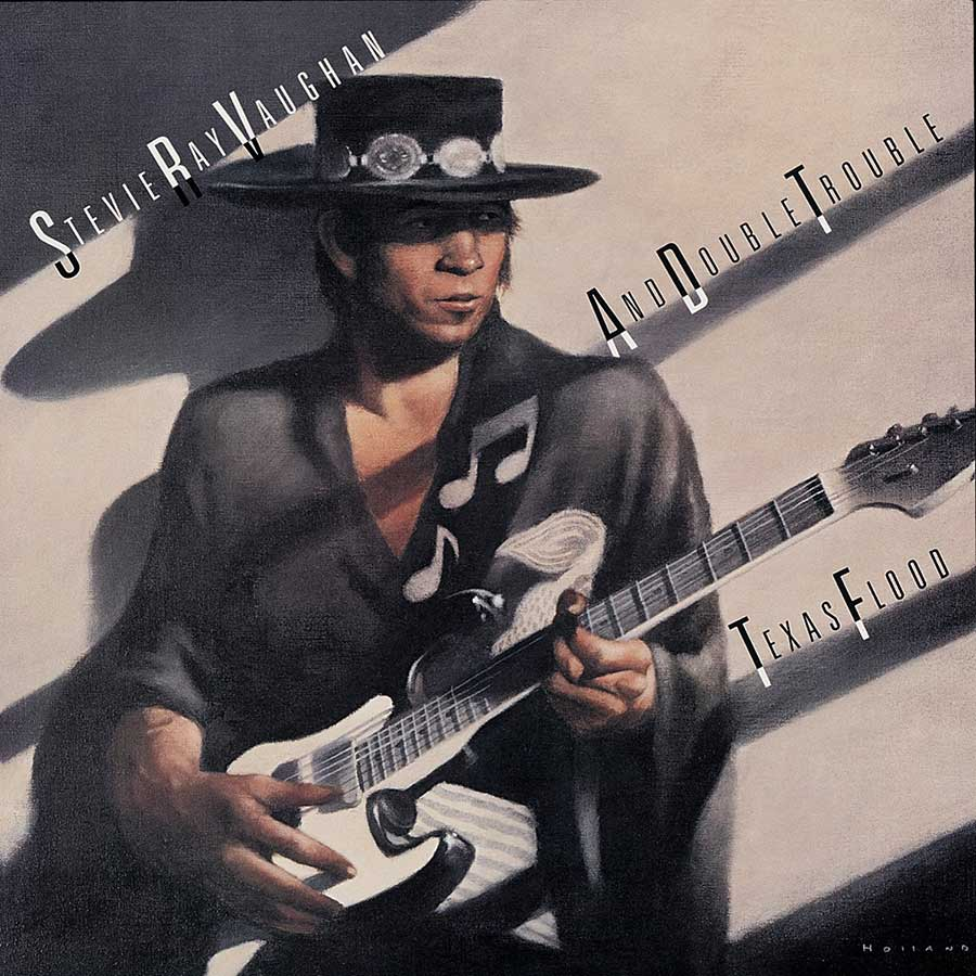 stevie ray vaughan texas flood portada