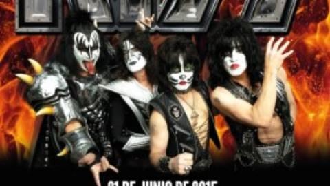 Los Kiss traerán a España la gira por su 40 aniversario