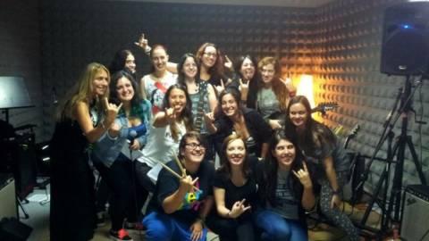 MGK, el proyecto gallego que apuesta por las mujeres en el rock