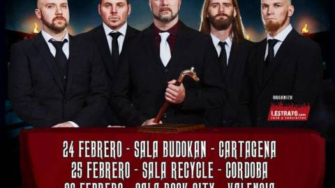 Sparzanza, listos para presentar su último disco en España