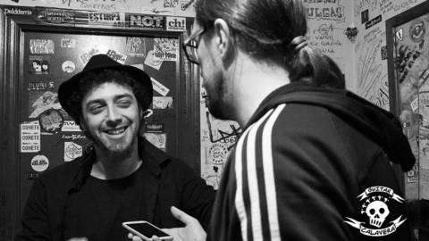 Gabri de Shinova: «Seguimos siendo una banda de rock en directo»