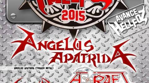 Angelus Apatrida y Vita Imana estarán en el HellFoz