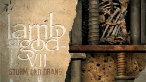 Nuevo disco y single de Lamb of God