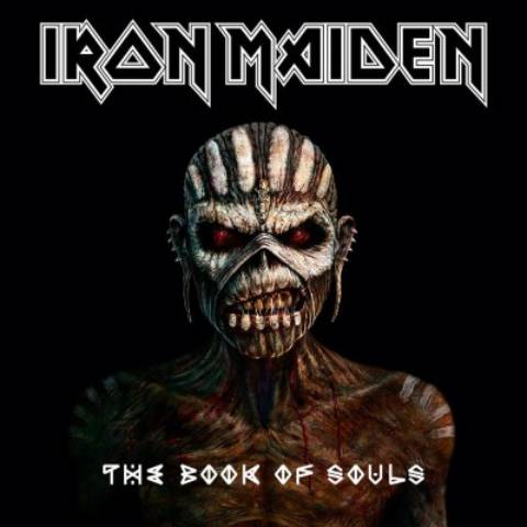 The Book Of Souls, nuevo disco de Iron Maiden