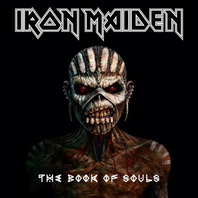 Cover Portada The Book Of Souls
