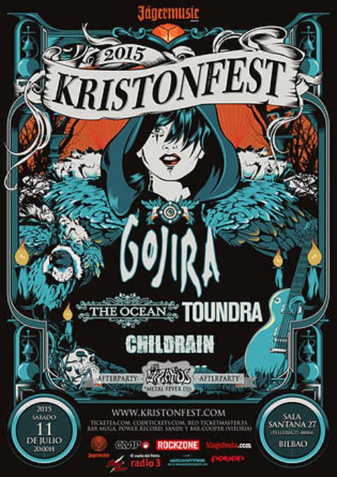 Gojira encabeza la cuarta edición del Kristonfest