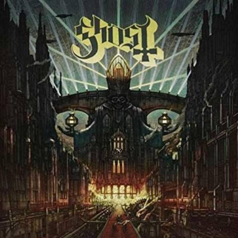 """Crítica de """"Meliora"""", el nuevo LP de Ghost"""