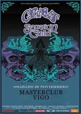 cartel Vigo Sala MasterClub