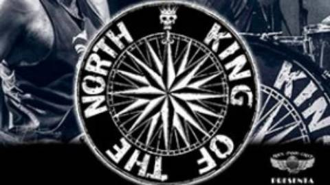 Concierto de los australianos King Of The North en Santiago