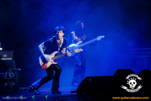 Steve Vai Auditorio Mar de Vigo