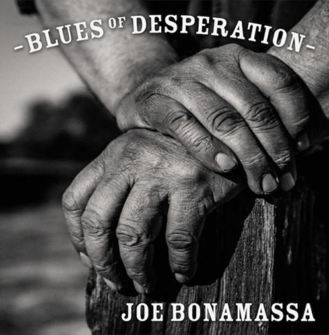 Joe Bonamassa consagra el nuevo blues con Blues of Desperation