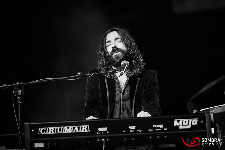Julián Maeso en la edición 2016 del festival