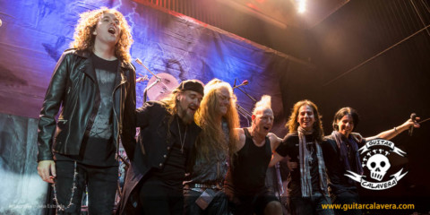 Crónica de Avalanch All Star Band + Talesien en Santiago de Compostela
