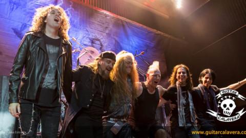 Crónica de Avalach All Star Band + Talesien en Santiago de Compostela