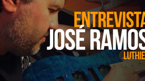 "José Ramos (Ramos Guitars): ""Fabricamos instrumentos para ser sentidos, para que sean parte de ti"""