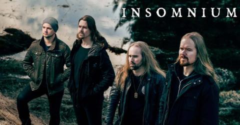 Insomnium llega a España con su gira Winter's Gate