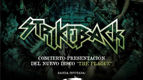 Strikeback presentará «The Plague» en compañía de Just