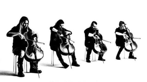 "Gira de Apocalyptica ""Plays Metallica by Four Cellos"" llegará a Santiago"