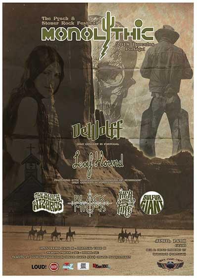 Cartel Monolithic Fest 2018