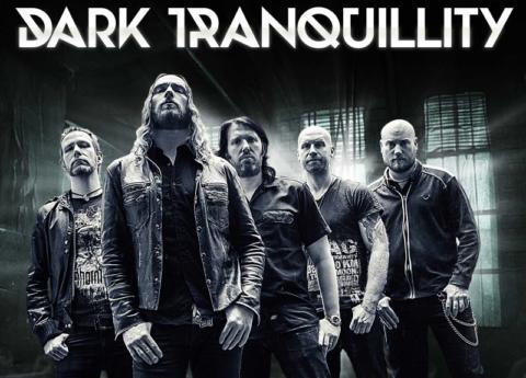 Dark Tranquillity pasará por España durante durante su gira europea 2018