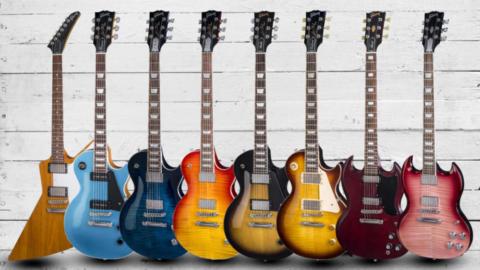 El fabricante de guitarras Gibson, al borde de la quiebra