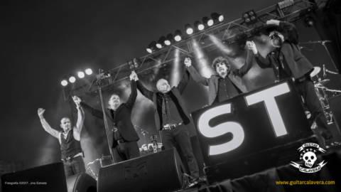 Día de la música en el Gaiás con Siniestro Total