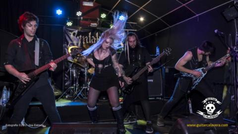 Crónica del concierto de SynlakrosS y Flúe en Vigo
