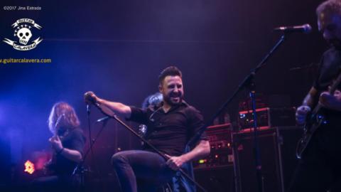 Crónica concierto de Tálesien + Last Days Of Eden + Slammin' Thru