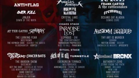 El Resurrection Fest 2018 anuncia 20 bandas nuevas y su distribución por días