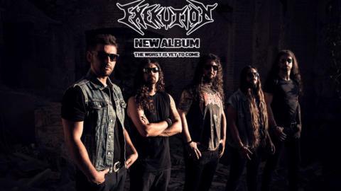 'Sodomize A Priest' es el nuevo single de Exekution