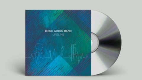 Diego Godoy lanza campaña de crowdfunding para finalizar la grabación de su primer disco