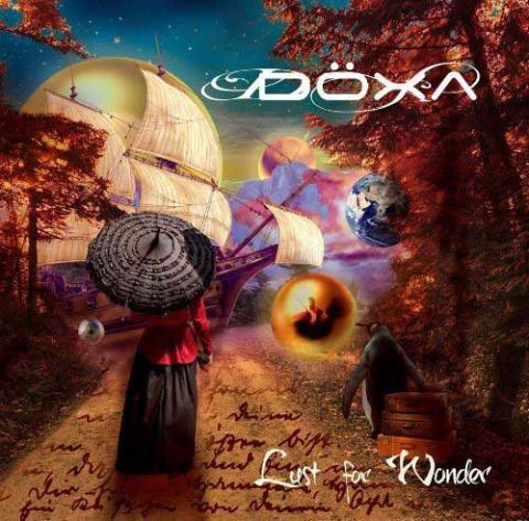 """Döxa continúan con la presentación de su disco """"Lust for wonder"""""""