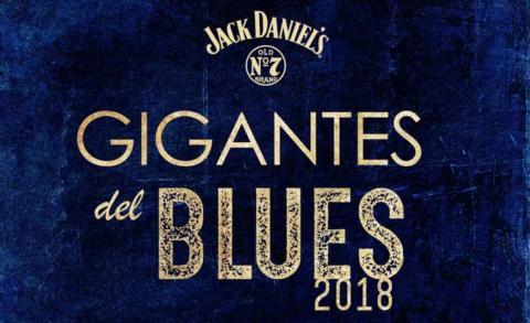 Festival Gigantes del Blues 2018