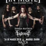 Concierto In Mute Sala Nazca Madrid