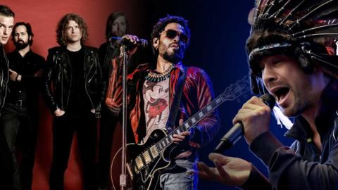 The Killers, Lenny Kravitz y Jamiroquai encabezan el cartel del Festival O Son do Camiño