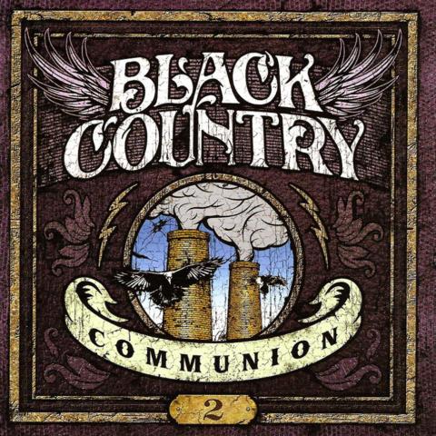 Virtuosismo y gusto al servicio del rock, por Black Country Communion, en su «Black Country Communion 2»